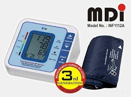 Infi B.P Monitor - MDI Smart