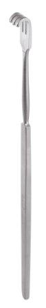 Appuntito Blunt # 16.5cm  ( TRAB2 )-Cheek Retractors / Tissue Retractors