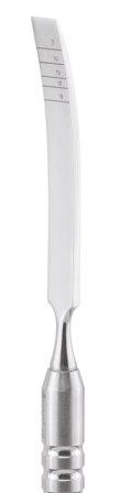 Osteotomes Bone Chisel Curved # 7.5mm  ( OSS6521CS )-Osteotomes Bone Chisel