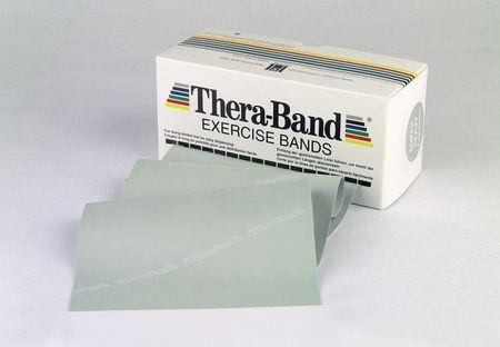 Vissco Active Thera Band (Exercise Band) - Silver / 0.56 mm