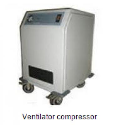 Ventillator Compressor