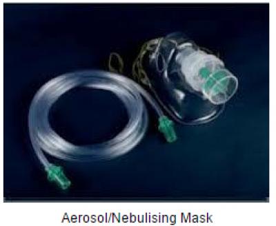 Nebulising Mask