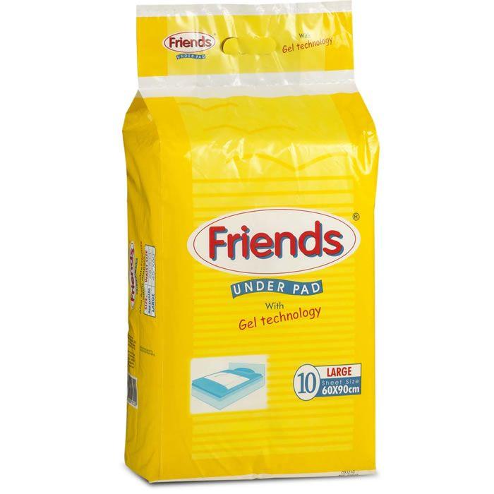 Friends Underpads Premium