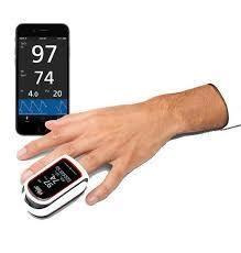 Mosimo Fingertip Pulse Oximeter