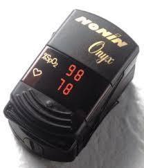 Nonin Fingertip Pulse Oximeter