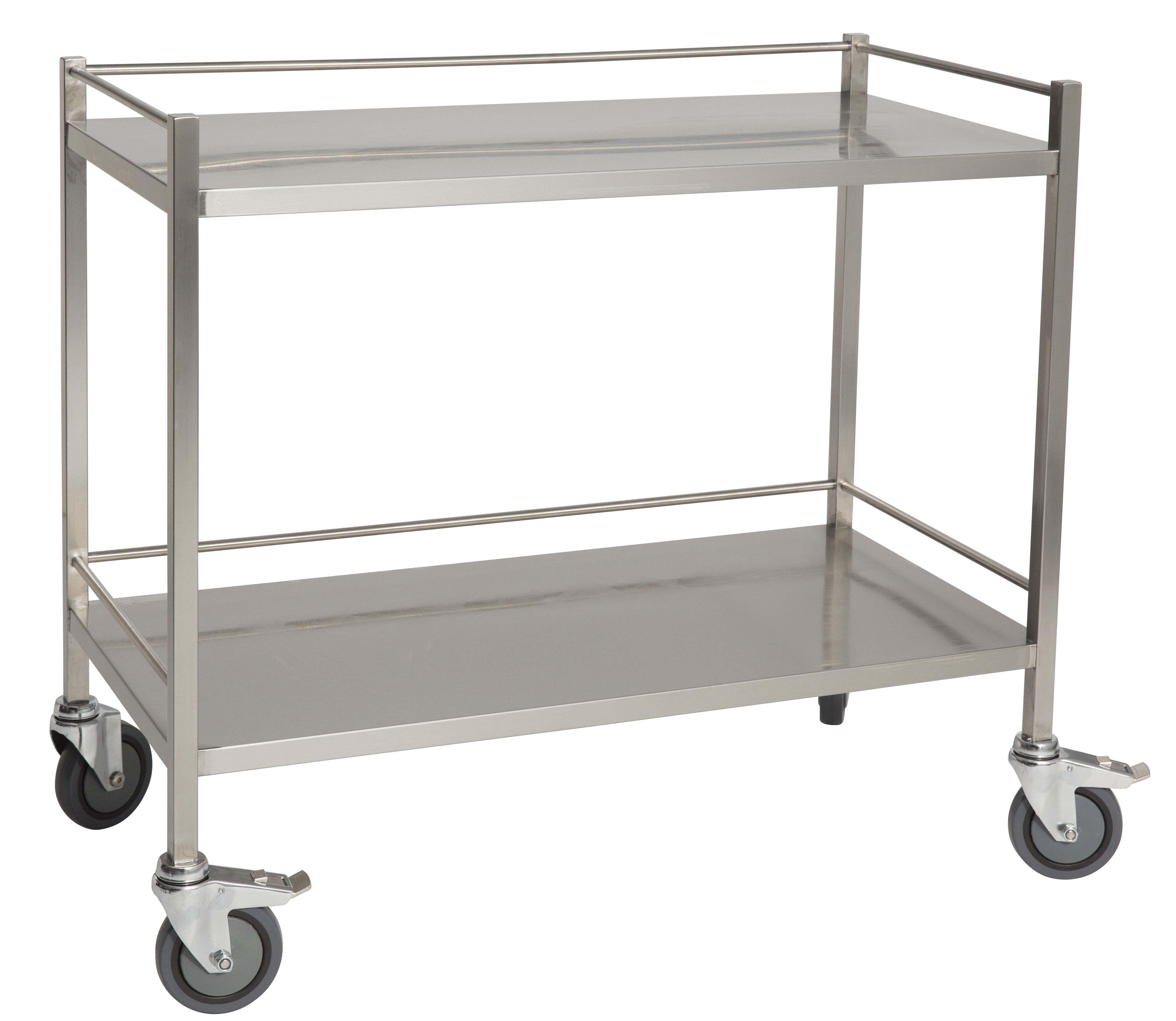 Jeegar Enterprise-Instrument trolley s.s.