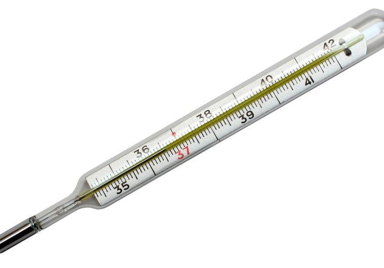 JE-mercury Thermometer