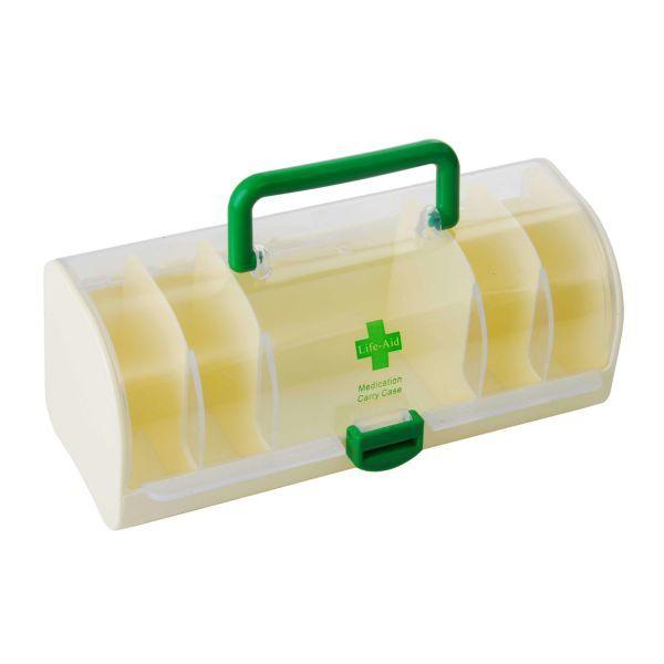 JE-Plastic Medicine box