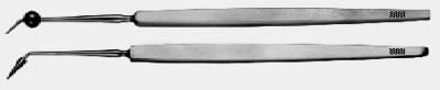Handle-Spoon-Loop-Ball Cautry