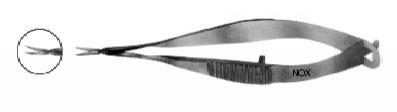 Scissors - Corneal - Vannas-Vannas