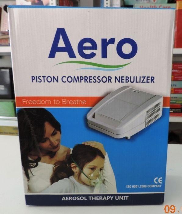 Piston Compressor Nebulizer - Aero