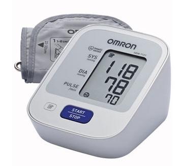 Omron Blood Pressure Monitor [HEM-7121]