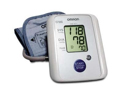 Omron Blood Pressure Monitor [HEM-8711]