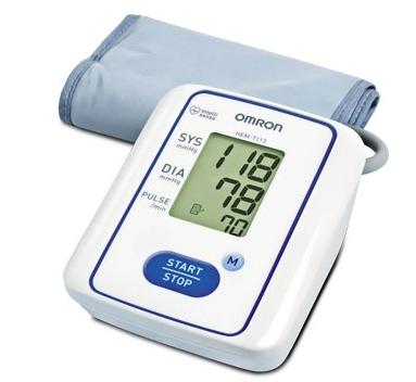 Omron Blood Pressure Monitor [HEM-7113]