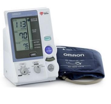 Omron Blood Pressure Monitor [HEM-907]