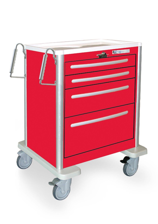 Jasmine Surgical-Emergency crash cart