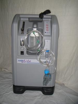 Oxygen Concentrator with inbuilt Nebulizer