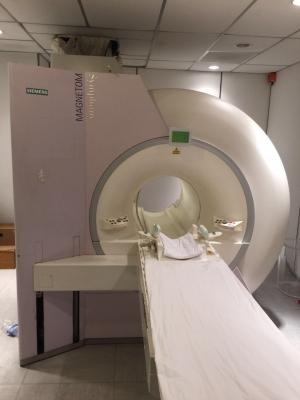 SIEMENS SYMPHONY 1.5 TESLA MRI