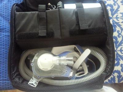 Resmed bipap machine
