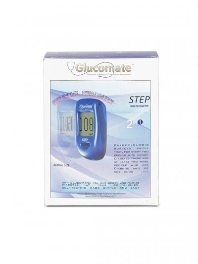 Glucometer ( Operon Glucomate Step )