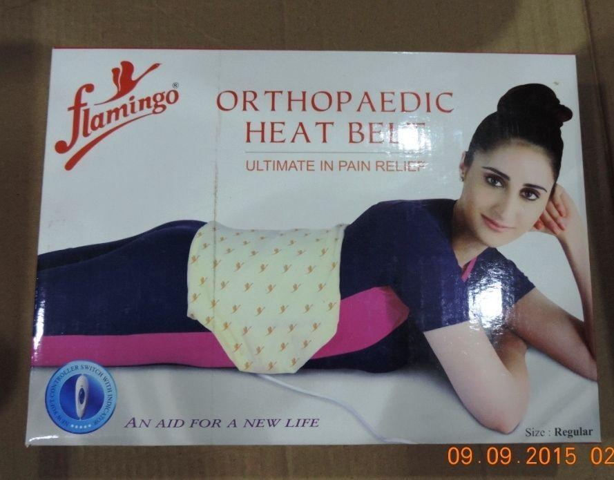 Jasmine Surgical-Orthopedic Heat Belt - Regular (Flamingo)