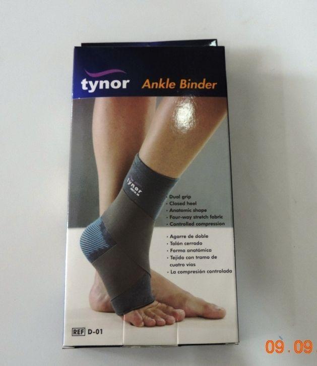 Jasmine Surgical-Ankle Binder - Tynor D01