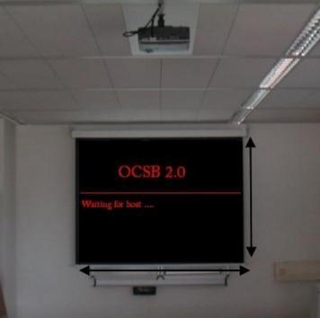 Diagnosis of balance Optokinetics – OCSB 2.0