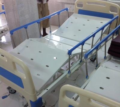 Flower Cot Hospital Bed