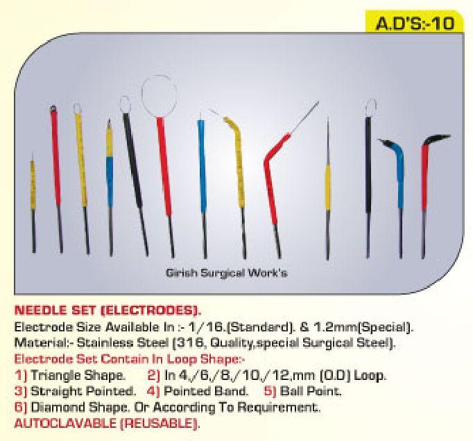 Needle Set - Electrodes