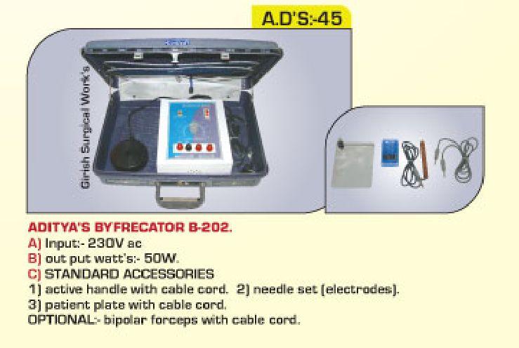 Aditya\'s Byfrector B-202