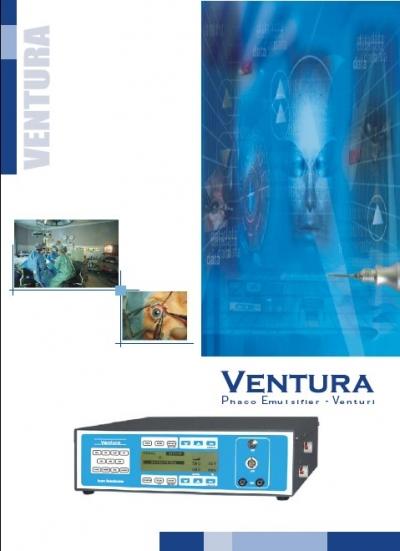 Ophthalmic VENTURA PHACOEMULSIFIER VENTURI SYSTEM Z-PHACO-VENTURI