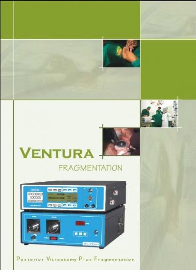 Ophthalmic POSTERIOR VITRECTOMY + FRAGMENTATION Z-VIT-FRAG