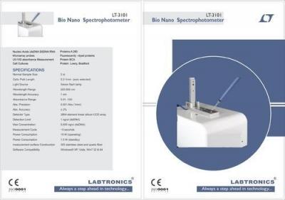 Bio Nano Spectrophotometer