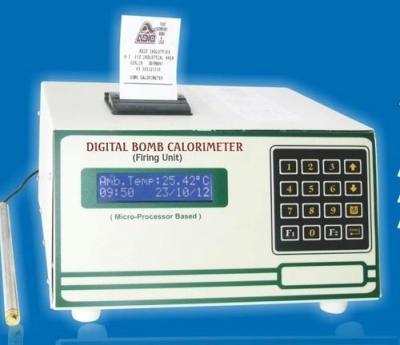 Bomb Colorimeter