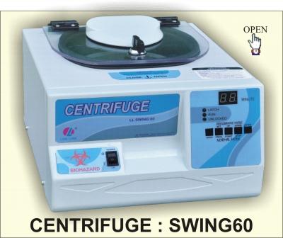 Centrifuge Swing 60