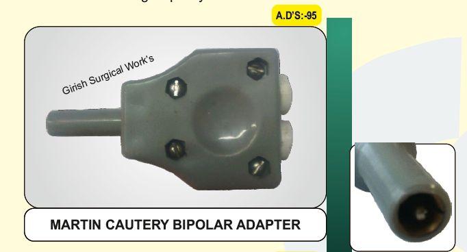 MARTIN CAUTERY BIPOLAR ADAPTER