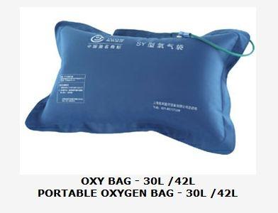 PORTABLE OXYGEN BAG