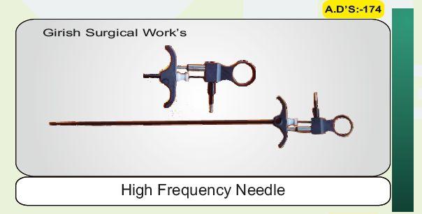 High Frequency Needle