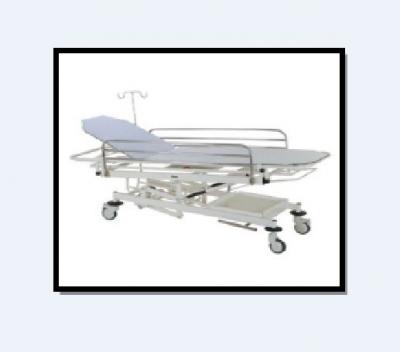 Emergency recovery trolley
