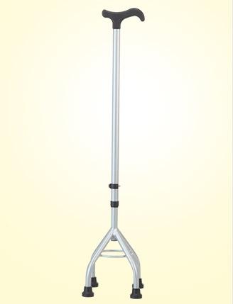 Quadripod walking stick(Metal High Base)