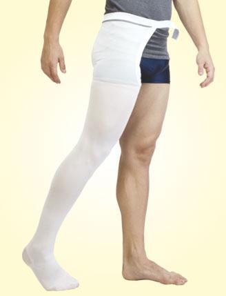 Anti Embolism Mono Stockings-Right