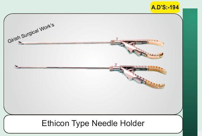 Ethicon Type Needle Holder