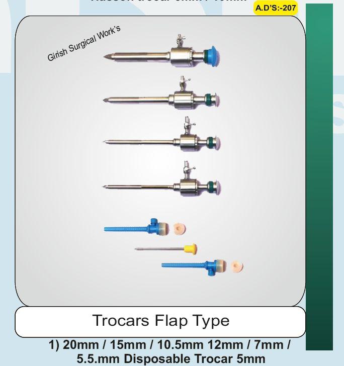 Multi functional Trocar-5mm
