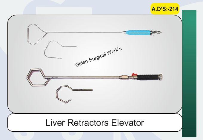 Liver Retractors Elevator