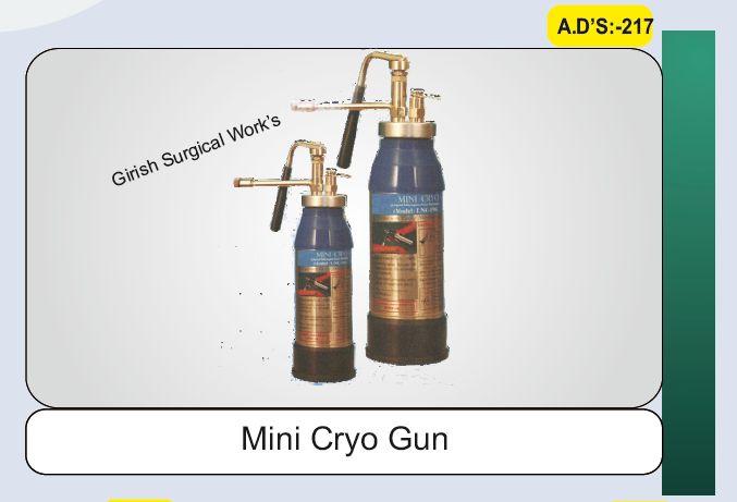 Mini Cryo Gun