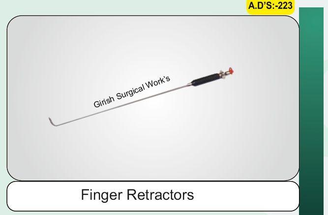 Finger Retractors