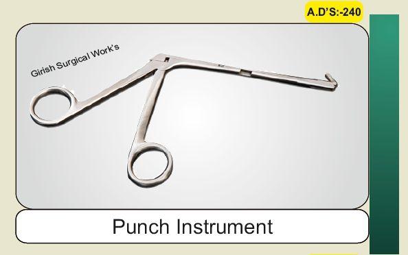 Punch Instrument