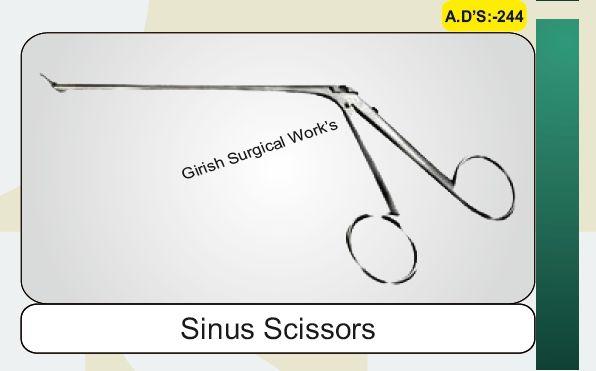 Sinus Scissors
