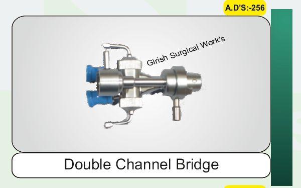 Double Channel Bridge
