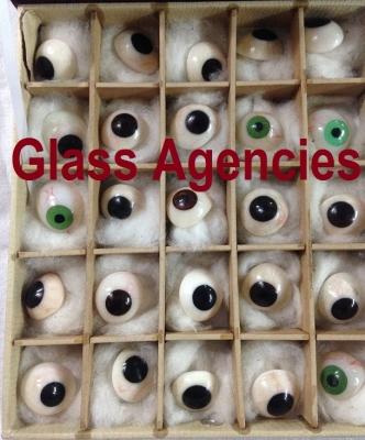Artificial Eye   Box Of 25 Eyes